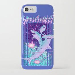 Space Sharks! iPhone Case