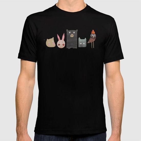 Animal love T-shirt