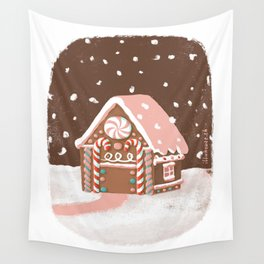 Sweet Home Wall Tapestry