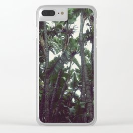 Pulse of Nature Clear iPhone Case