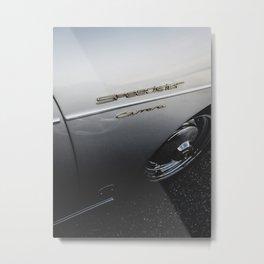 Speedster Metal Print