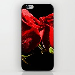 Two Roses iPhone Skin