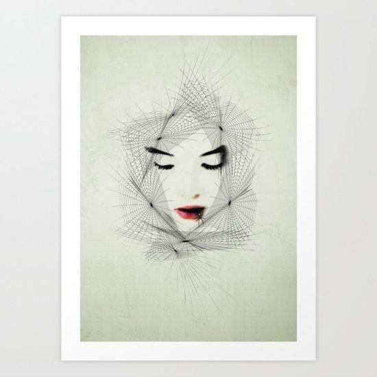 I will catch you Art Print