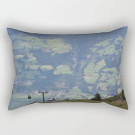 tirel view Rectangular Pillow