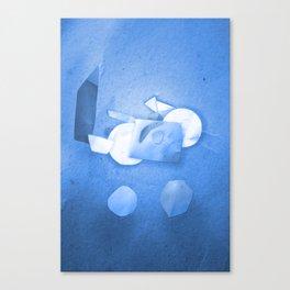 I.1 Canvas Print