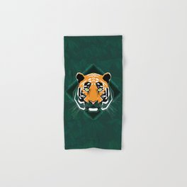 Tiger's day Hand & Bath Towel