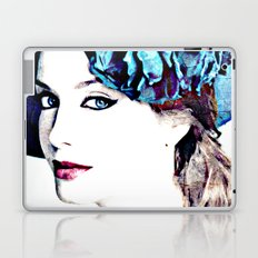 christina hendricks Laptop & iPad Skin