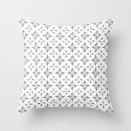 Pussy Patten Throw Pillow