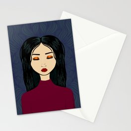 Saving Maddie Stationery Cards
