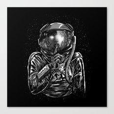 Secrets of Space 2017 Canvas Print