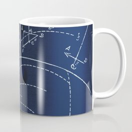 Retro Mathatomically Speaking Coffee Mug