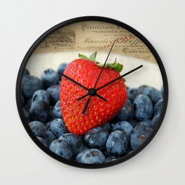 One of a Kind Wall Clock