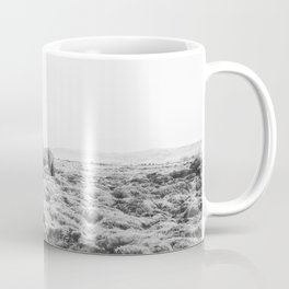 Horse Print with a Modern Style Coffee Mug