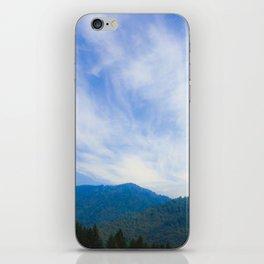 Mountain Sky iPhone Skin