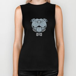 LARPBO Bully Head Biker Tank
