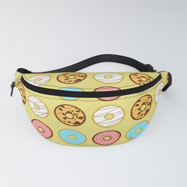 Donuts for days pattern. Fanny Pack