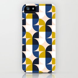Happy tidy life - color2 iPhone Case