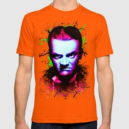 James Cagney, angry T-shirt