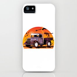 K1 Technical - Destroy iPhone Case