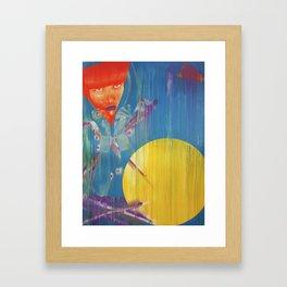 """""""Kimbra"""" Framed Art Print"""
