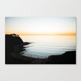 Coastal Twilight Canvas Print