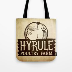 Hyrule Poultry Farms Tote Bag