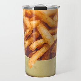 Fries in French Quarter, New Orleans Travel Mug