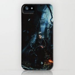 Queen of Nothing iPhone Case