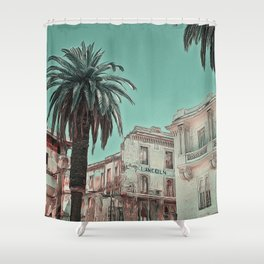 Lincoln Hotel by Lika Ramati Shower Curtain
