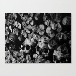 Ossuary.  Canvas Print