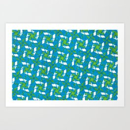 Recyclable  Art Print