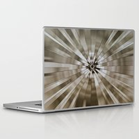 stargate Laptop & iPad Skins featuring Stargate by Elaine C Manley