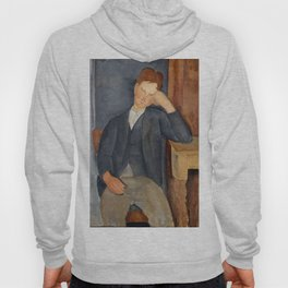 """Amedeo Modigliani """"The Young Apprentice"""" Hoody"""