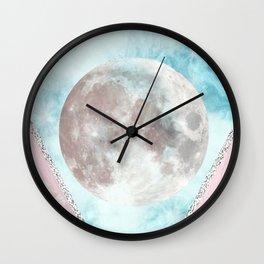 Nelly L.F Wall Clock