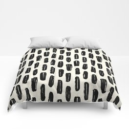 Switched Stitch Comforters