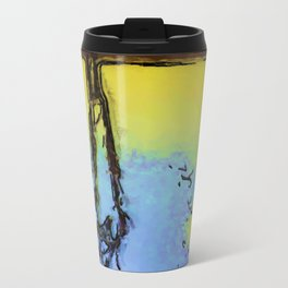 Balancing act Metal Travel Mug