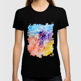 Inverse nude T-shirt