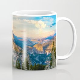 Heaven and Earth, Yosemite Coffee Mug