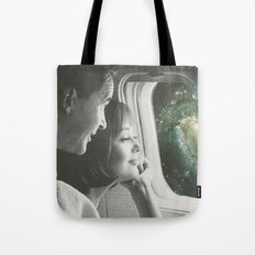 The Journey Ahead Tote Bag