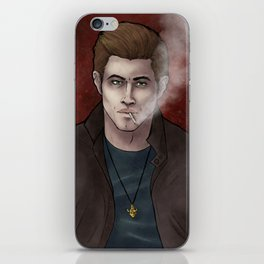 Daddy's Disappointment  iPhone Skin