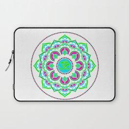 Spring Mandala | Flower Mandhala Laptop Sleeve
