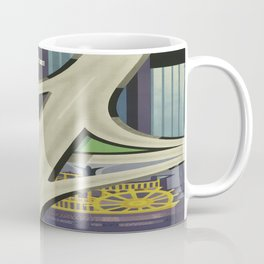 Vintage poster - USA Coffee Mug
