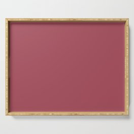 Kiss Me - Solid Color Collection Serving Tray