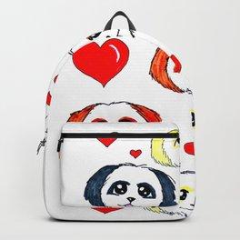 Shih Tzus Backpack