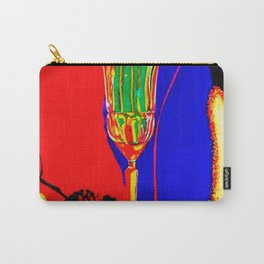 """""""Infrared Evenings"""" Carry-All Pouch"""