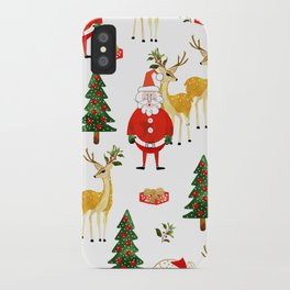 Always Christmas iPhone Case