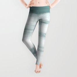 BELT - blue with white Leggings