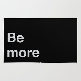 Be more creative Rug