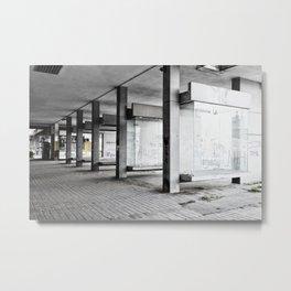 Belgrade / Tristesse Metal Print