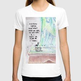 Therese Patricia Okoumou T-shirt